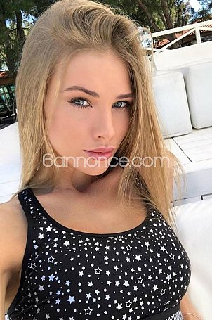 Escort Cannes Eliza à Cannes