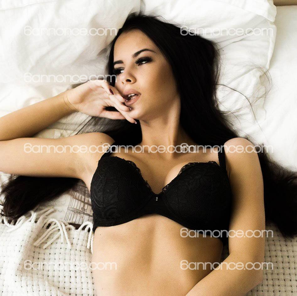 Escort girl black toulouse
